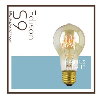A+LIGHT[AplusLight]S9愛迪生燈泡E27/40W|β