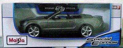 *雜貨部門*超跑 賽車 骨董車 模型車 1/ 18 2010 福特 Ford Mustang GT 特價791元起標就賣一 新北市