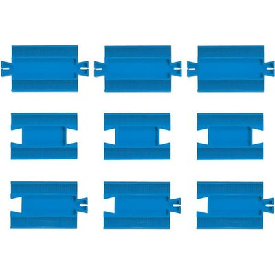 【3C小苑】TP15054 麗嬰 日本 TAKARA PLARAIL 鐵道王國 R-20 1/4直軌 火車配件 軌道