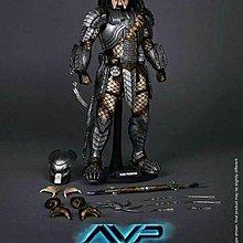 Hot Toys AVP Alien vs Predator MMS190 Scar Predator 2.0 鐵血戰士 1/6 figure