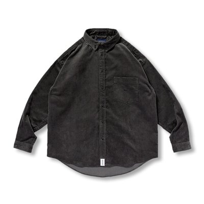 DESCENDANT 20AW KENNEDY'S B.D LS SHIRT FULL SIZE 兩色