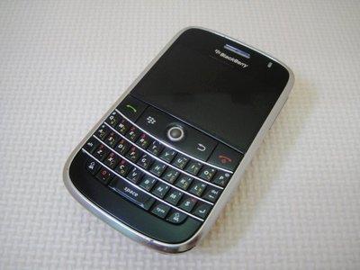 ☆立得3C館☆ BlackBerry BOLD 9000 黑莓機 公司貨 黑色 BL38