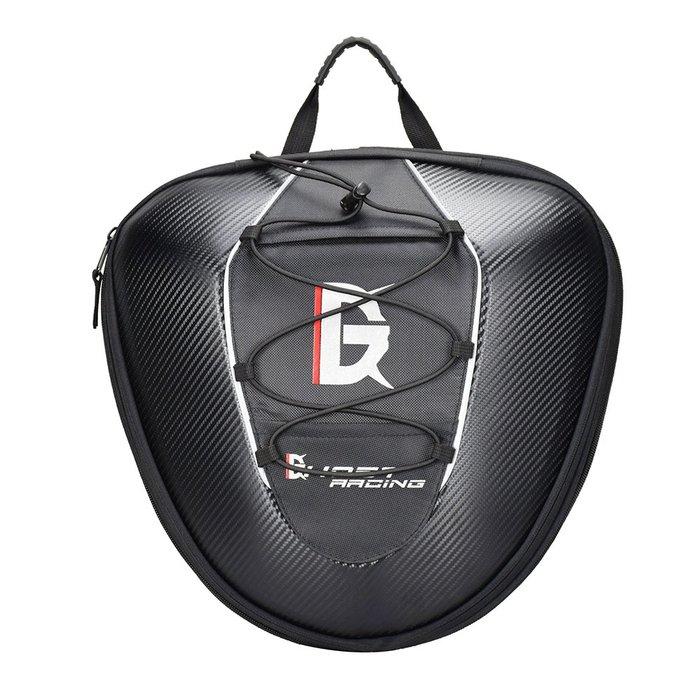 【購物百分百】新款後摩托車包 賽車包 騎行包 車尾箱包 容量大 (可放安全帽)