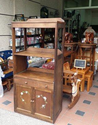 美生活館---鄉村彩繪實木家具--彩繪...