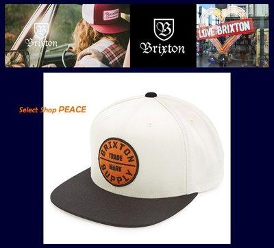 Brixton 美國【現貨】帽子 Oath Ⅲ Snapback Cap