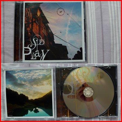 ◎2012-二手CD-流行團體-SID-play專輯-經典名曲-纖細的聲音、chapter 1及御手紙-等12首好歌◎