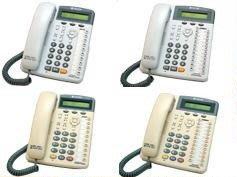 電話總機專業網...5台10鍵顯示免持對講話機 +東訊主機SD-616A電話系統..新品