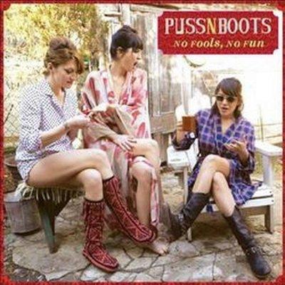 傻愛最真No Fools, No Fun/諾拉瓊絲之美聲三嬌客Puss n Boots--3783605