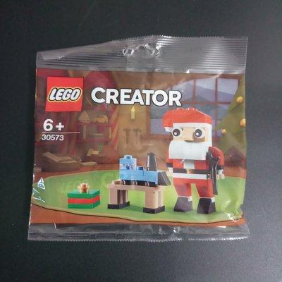 Lego 30573 Santa  (可與 21318 21315 71043 71044 75936 共融)