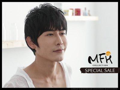 MFH韓國男生假髮 清爽紳士層次髮【M...