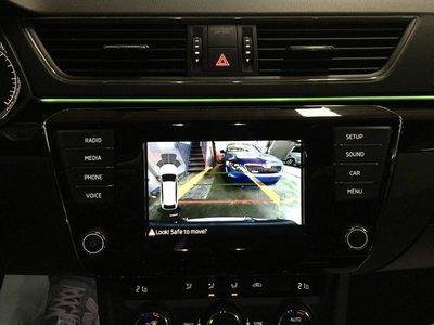 [樂克影音]  SKODA 斯柯達 SUPERB SMART LINK主機  開通倒車顯影系統