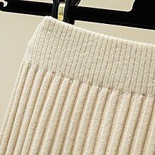 【UBY】含羊毛成分!高品質復古針織百摺裙◄No12301