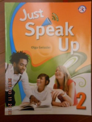 Just Speak Up with MP3 CD
