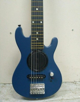 1/4 size electric guitar
