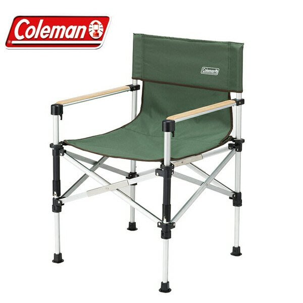 日本【Coleman】輕量型兩段式導演椅 2000031281