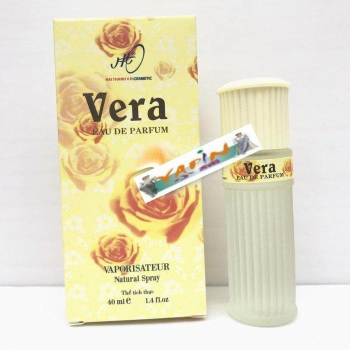 【yapin小舖】 越南本土品牌香水 Vera香水 玫瑰花香水-8號 女士香水