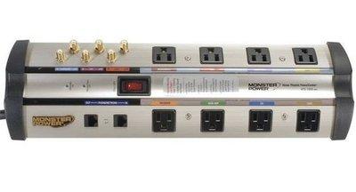 美國Monster Power Cente HTS 1000 展式品音響 電源濾波器