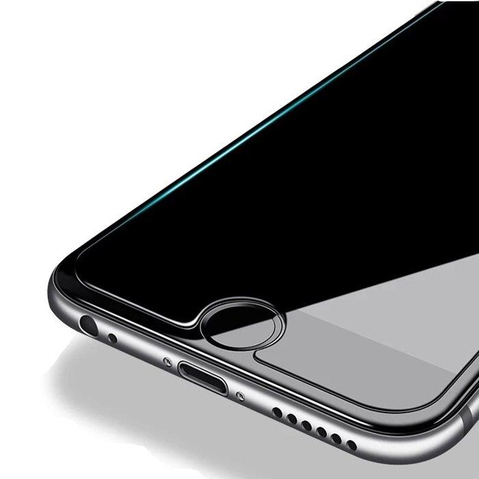 i8保護貼Apple螢幕保護貼正韓國版高清鋼化玻璃膜6s半屏蘋果7PLUS鋼化膜8PLUS手機保護貼膜iphoneXs1
