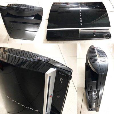 Sony PlayStation 3 PS3 CECHH07 無硬碟 零件機 故障機