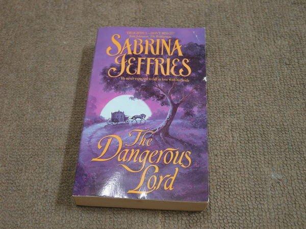 達人古物商《原文小說》The Dangerous Lord / Sabrina Jeffries【原文書】
