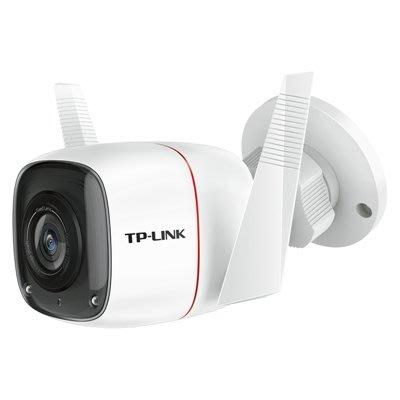 全新現貨 TP-LINK  TL-IPC64C 400萬畫素 戶外防水監視器 無線網路攝影機  TL-IPC13CH