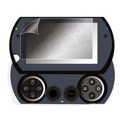 SONY PSPGO N1007 HERO 高透光抗刮螢幕保護貼【台中恐龍電玩】