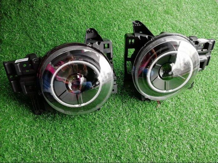 合豐源車燈 FJ CRUISER LED 大燈 頭燈 魚眼 酷路澤 07 08 09 10 11 12 13 14 光圈