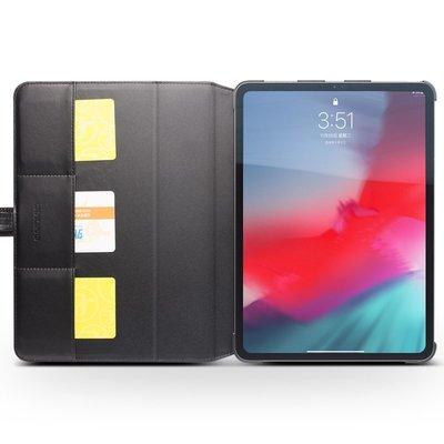 ipad2018新款pro11寸保護套男MTXQ2ZP/A平板電腦a1980真皮套por包膜 皮套 保護套 其他配件 保