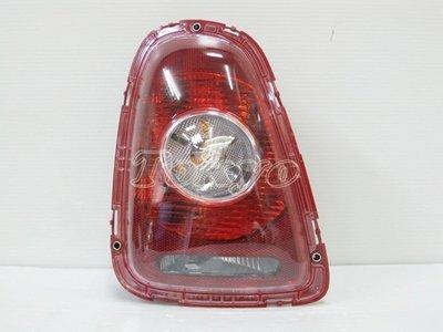 ※Tokyo東京車燈部品※MINI COOPER 09 R56 原廠紅白尾燈一顆4500