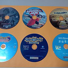 任天堂 Wii 日本國內專用主機 已改機 把手 影音線 電源線 感應接受器 送6遊戲片及2組運動套件 二手 非全新