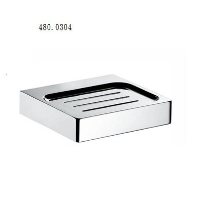 【晶懋生活網】  皂盤架  CHIC 喜客  480.0304  金屬皂盤架