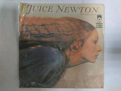 昀嫣音樂(CDa89)JUICE NEWTON Well Kept Secret 佳佳唱片 70年出版 唱片 原版非復刻