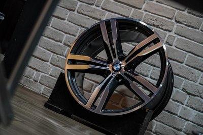 國豐動力 BMW G11 G12 750i STY648 M款20吋原廠鋁圈 新車拆下 單價 現貨
