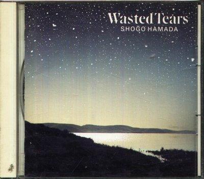 K - 浜田省吾 - WASTED TEARS - 日版
