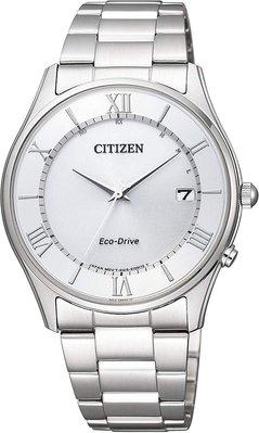 日本正版 CITIZEN 星辰 光動能 AS1060-54A 電波錶 手錶 男錶 日本代購