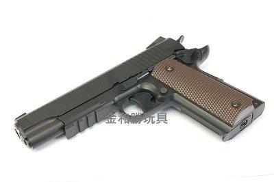 JHS((金和勝 生存遊戲專賣))台製 KWC M45 CO2手槍 4594