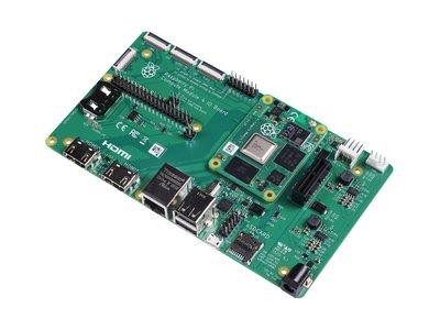 【莓亞科技】2020全新樹莓派運算模組4 I/O模組(Compute Module 4, 含稅現貨NT$1638)