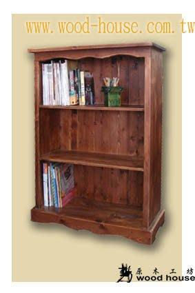 原木工坊~  原木家具訂做設計  原木特價小書櫃  只要6800元喔!!