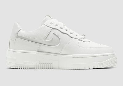 【IMP】Nike Air Force 1 Pixel Triple White 全白 CK6649 102 現貨
