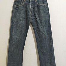 LEVI STRAUSS&CO 501直筒牛仔褲