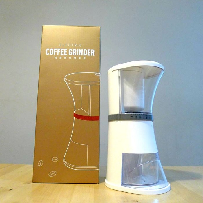 *咖啡妹妹* Purefresh 醇鮮 電動咖啡慢磨機 附送毛刷+一磅義式豆