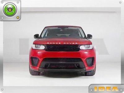 泰山美研社Y0655 Range Rover 荒原路華 SVR 大包 國外進口套件 380000起 依國外報價為準