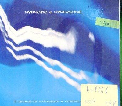 *真音樂* HYPNOTIC & HYPERSONIC 2CD 二手 K29866