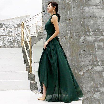 【曼妮婚紗禮服】3件免郵~結婚禮服 宴會 表演 派對 修身顯瘦長禮服C1297