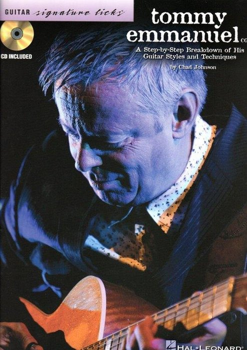 反拍樂器   Tommy emmanuel 民謠吉他樂譜