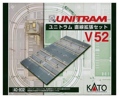 KATO 40-802 ユニトラム 直線拡張 V52