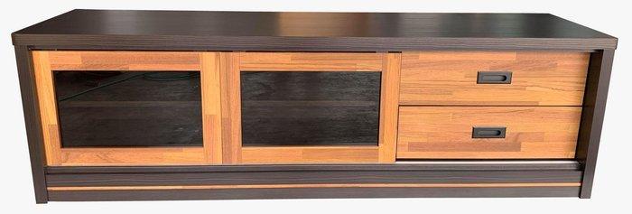台中二手家具買賣 推薦 宏品中古傢俱館 OH401DD*全新集成木電視櫃 TV矮櫃* 平面櫃 櫥櫃 客廳桌椅沙發茶几