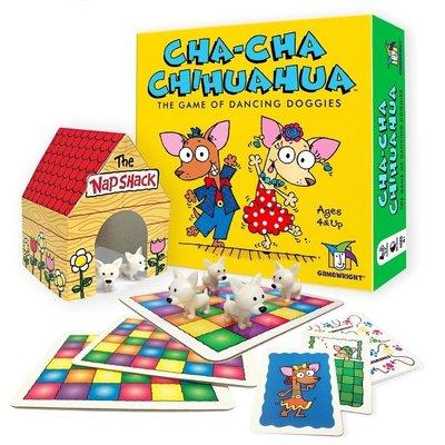 大安殿含稅附發票 Cha-Cha Chihuahua 恰恰吉娃娃 正版益智桌遊
