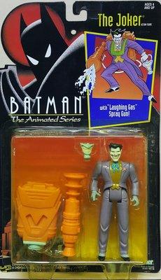 全新 KENNER 蝙蝠俠 BATMAN THE ANIMATED SERIES 小丑 THE JOKER
