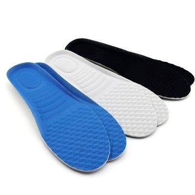 男女運動鞋墊吸汗防腳臭透氣舒適吸震可裁剪-不挑色【AAA0004】